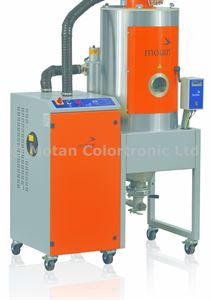 Picture of LUXOR 50 DRYER WITH 100 LITRE BIN, MOBILE